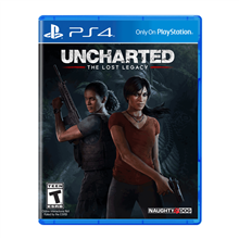 SONY PlayStation4 Uncharted The Lost Legacy Game